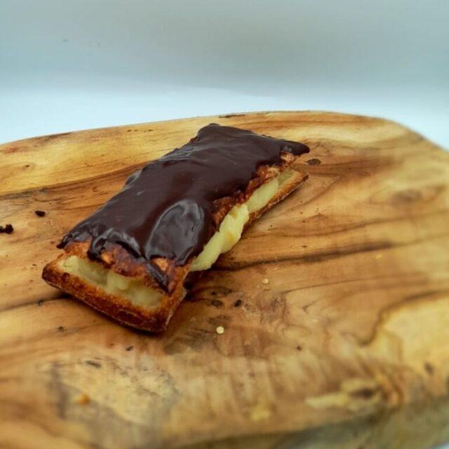 #crèmekoekchocolade #glutenvrij #tarwevrij #lactosevrij #koemelkvrij